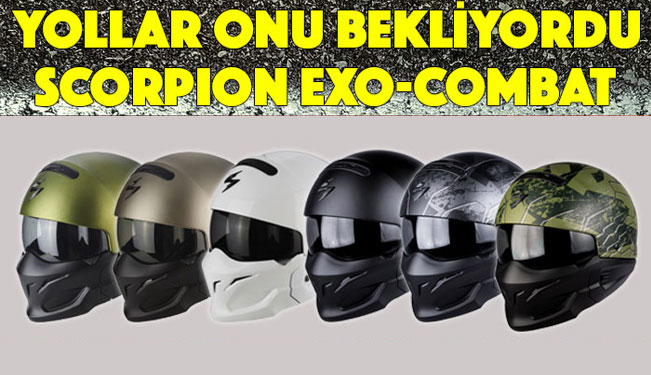 scorpion exo combat kask modeli sat a kt. Black Bedroom Furniture Sets. Home Design Ideas