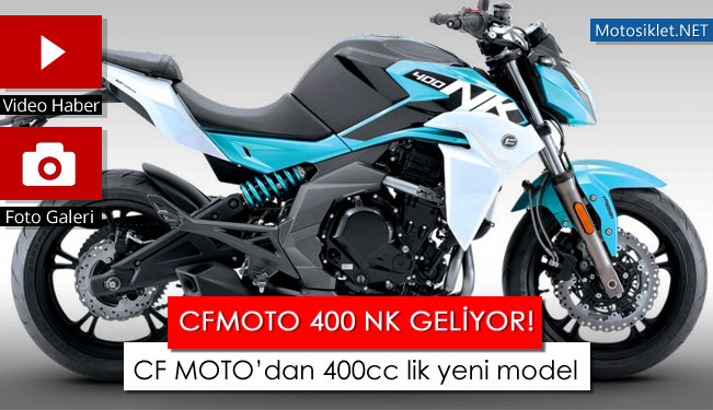 Cf Moto 400nk Cfmoto 39 Dan 400cc Ift Silindir Yeni Model