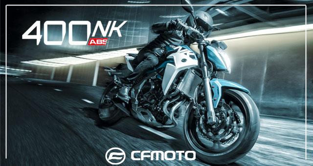 CFMOTO 400 NK