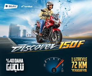 Bajaj Discover 150 F