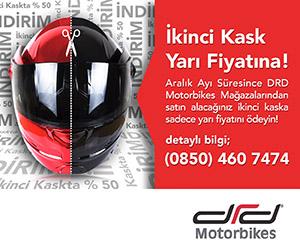 DRD Motorbikes Riders Serving Riders - Motorcudan Motorcuya Hizmet