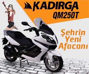 Kadýrga Scooter