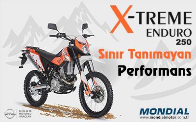 Mondial E-xtreme Max 150