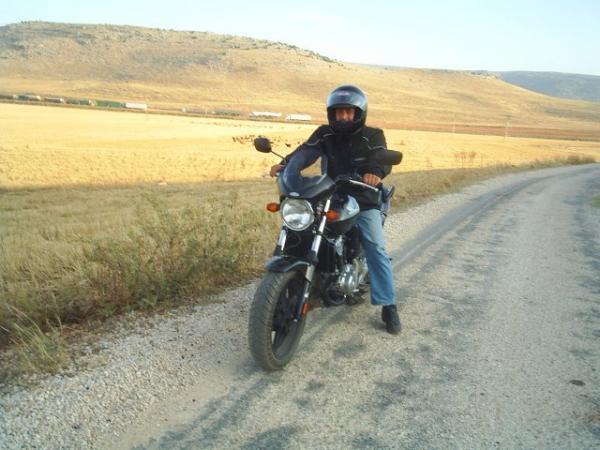 Honda  CBF 500 / Karayılan