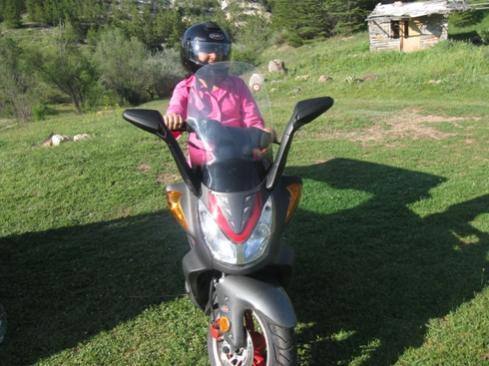 motorlu kardeşim benim