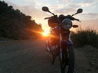benim motorum