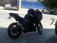 Satılık 2011 Model Ninja 250r