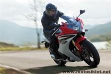 2011 Honda CBR 600F