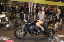 Motosiklet Fuarı 2011 - Özel Yapıp Motosikletler