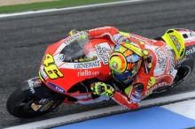 Valentino Rossi - Ducati Team 2011