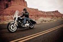 Harley-Davidson V-Rod & Dyna Switchback 2012