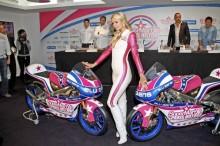 Paris Hilton Moto2 Yarış Takımı
