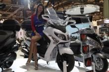 SYM Milano Motosiklet Fuarı - EICMA 2011