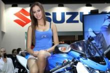 2012 Suzuki GSXR 1000 Milano Motosiklet Fuarı
