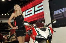 Ducati 1199 Panigale S Tanıtımı