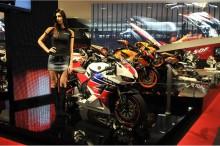 Honda - Milano Motosiklet Fuarı