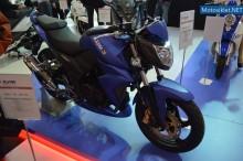 SYM - Motoran Standı - Motosiklet Fuarı 2014