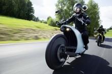 Johammer J1 Elektrikli Motosiklet