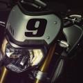 Yamaha MT 09 Street Tracker