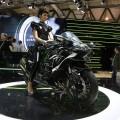 Kawasaki Stand? - Milano Motosiklet Fuar? - EICMA 2015