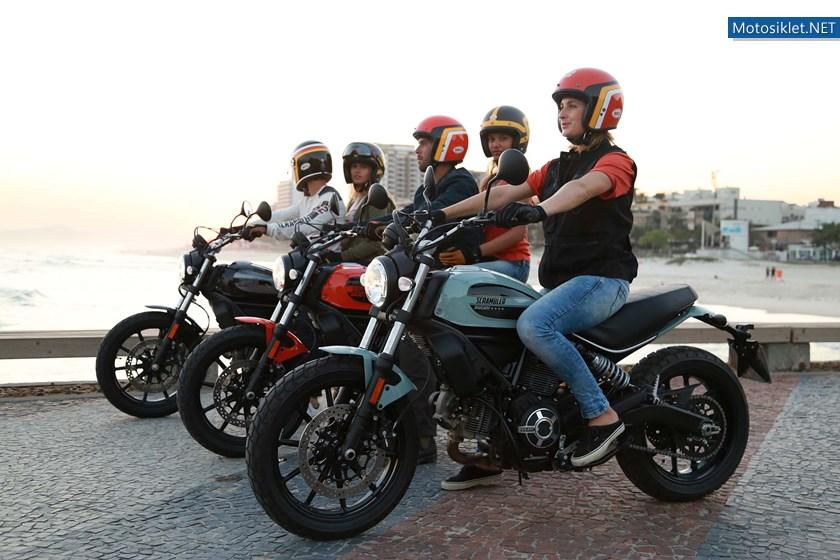 Tes Ducati Sixty2, Lincah Dan Sexy Untuk Motor Harian