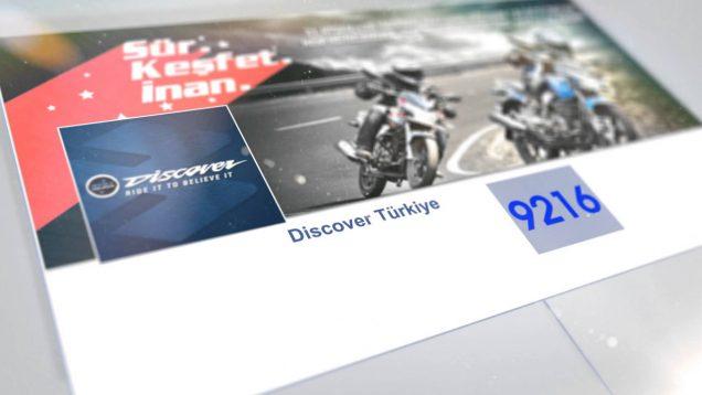Discover Facebook 2014 Yılı