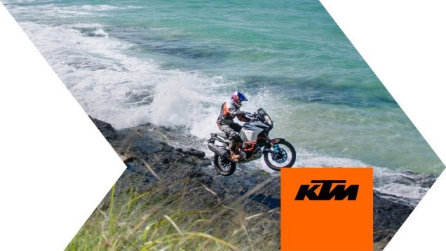 KTM 1090 ADVENTURE R – Chris Birch Sürüşü