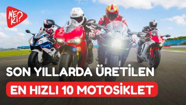 En hızlı motosiklet hangisi?
