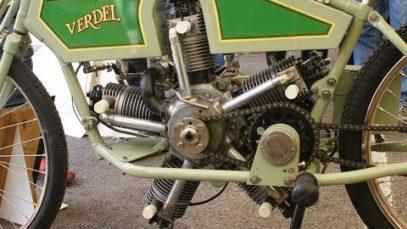 Radyal motor kullanılan 3 motosiklet…