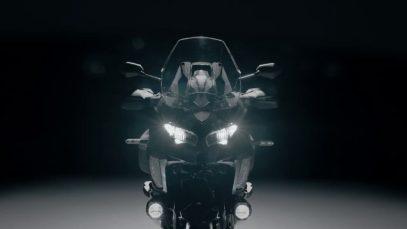 2021 Kawasaki Versys 1000 S
