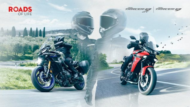 2021 Yamaha Tracer 9 & Tracer 9 GT