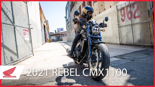 2021 Honda Rebel CMX1100