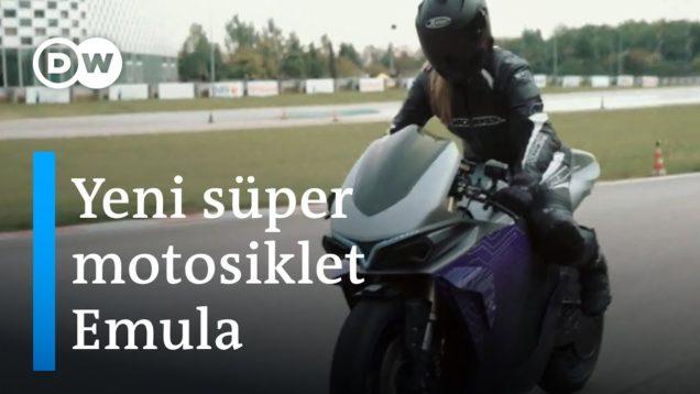 Emula – Elektrikli motosiklet gerçek motor seslerini taklit ediyor