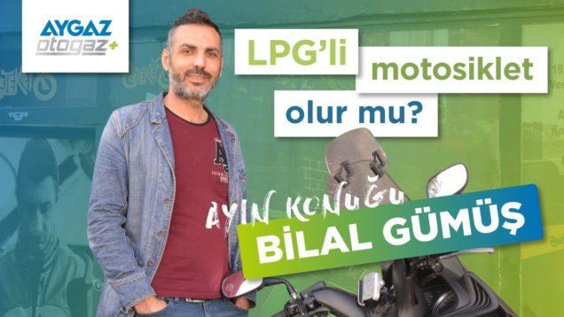LPG'li Motosiklet Olur Mu?